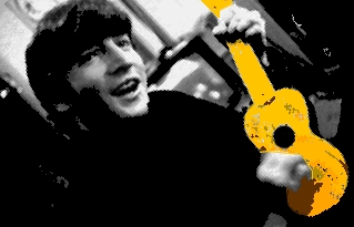 Lennon-ukulele