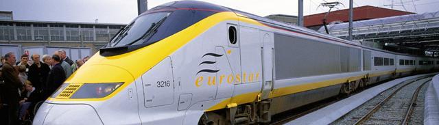 Eurostar rep
