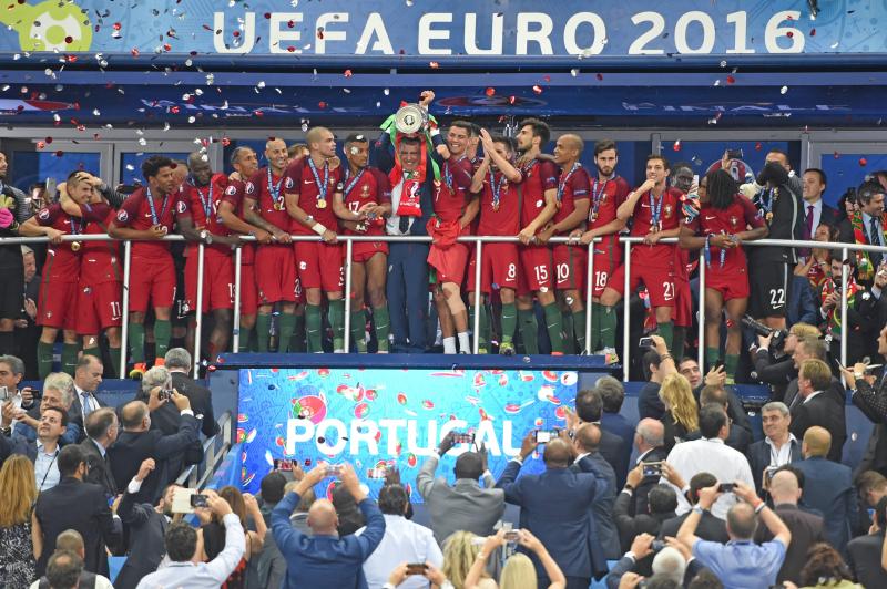 Jde le portugal sacr champion d 39 europe - Coupe europe foot resultat ...